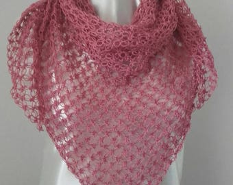 Summer scarf made from cotton, free shipping