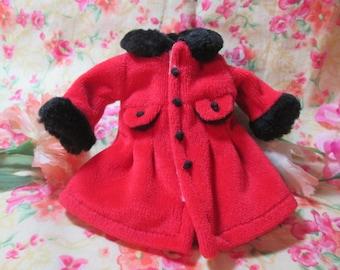 Vintage Coat for Barbie's sister Skipper