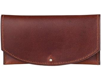 Woman Clutch Purse, Leather Woman Wallet, Women's Wallet, Womens Wallet
