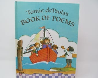 Tomie dePaola's Book Of Poems