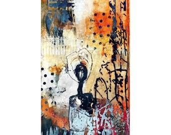 """Art Print """"Solitude No.6"""""""