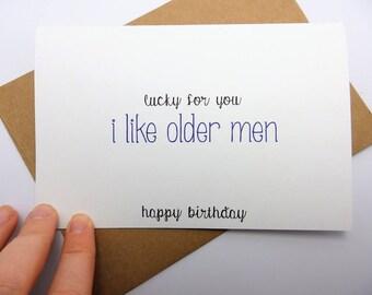 Funny husband card Etsy