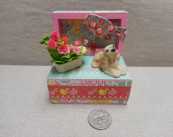 Miniature box - little Joey