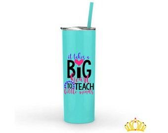 Teacher Gift, Teacher Water Bottle, Teacher Appreciation Gift,  Back to School Gift for Teacher, Teacher Graduation Gift