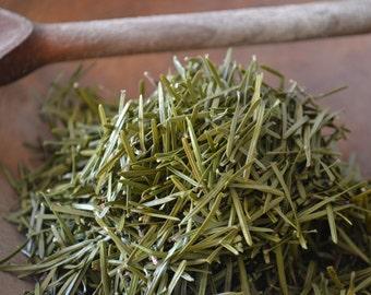 ORGANIC BALSAM fir herb • Abies balsamea • Dried • Needles • Pinaceae • Non-irradiated • Non-gmo • Whole Herb • USA Grown • 1/2oz