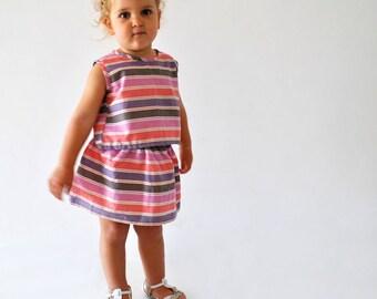 Whole Kids striped