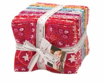 Spellbound by Urban Chiks for Moda Fat Quarter Bundle 33 FQ 31110ab