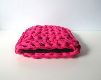 Pink Crochet Kindle Paperwhite Cover, Crochet Kindle Case, Soft Kindle Sleeve, Kindle Fire Case, Crochet Tablet Sleeve, Kindle covers, Chunk