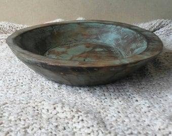 SALE! SALE!Dough wood bowl