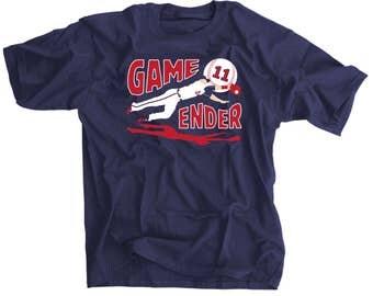 Game Ender Atlanta Baseball Shirt