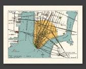 New York City 1929