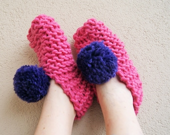 Slippers, socks, chill, mother's day, 100% wool