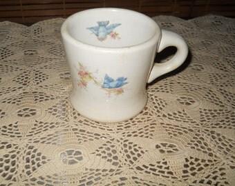 Homer Laughlin Coffee Cup