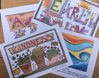 Special: Choose Any Six Cards or Affirmations