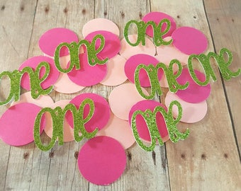 225 One In A Melon Party Decor, Watermelon First Birthday, One In A Melon Confetti, Watermelon Confetti, One In A Melon Invitation,