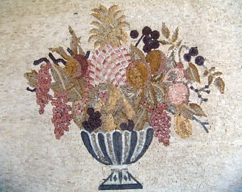 Mosaic Art For Sale- Ciotola