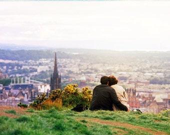 Romantic Photography, Valentines Day, Love, Scotland, Travel Photography, Home Decor