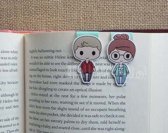 Magnetic Bookmarks • A Tiny Obsession