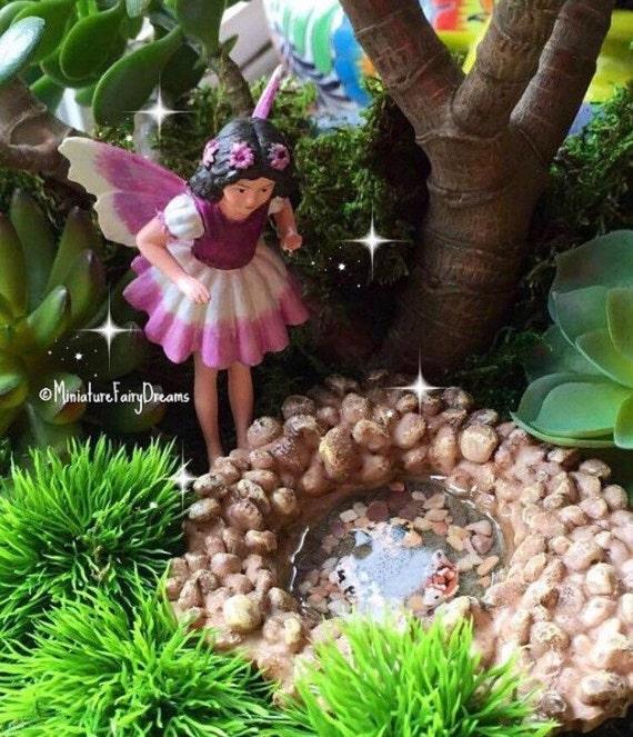 Fairy Garden Pond Miniature Pond Miniature Fish Fairy