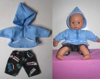 ebook: Winter-Basics für Puppen, 3 Groessen