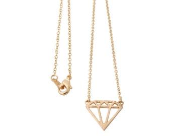 Petite Diamond Necklace