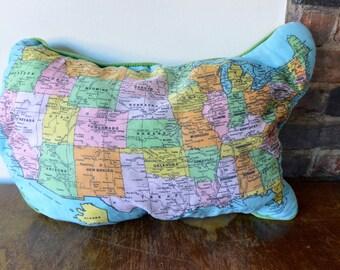America Pillow - Unites States of America - Nordic House 1982