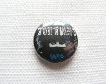 Vintage Early 90s - Siouxsie and the Banshees - Dazzle Pin / Button / Badge