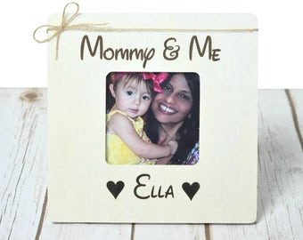Mother's Day Gift, Gifts for mom, Mom gift, Personalized picture frame, Custom Mother's Day gift, Gifts for Grandma, Personalized Frame