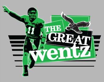 Phish Eagles The Great Wentz Dark Shading | Men's