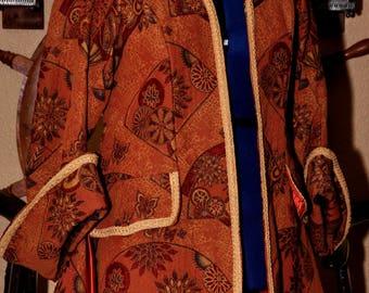 Pirate captains  coat womans XL Special sale 50% off
