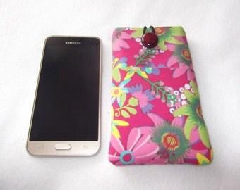 Mobile phone sock case