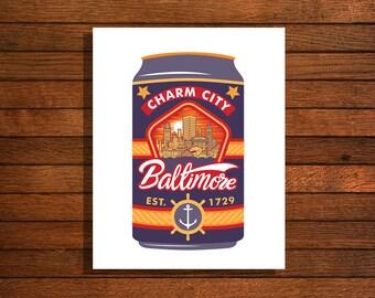 Baltimore Brewed