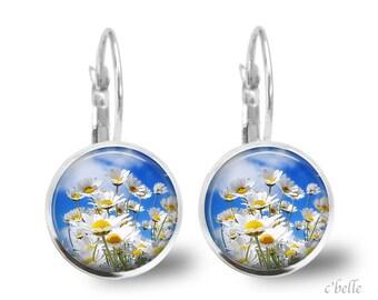 Earrings flowers spring 7
