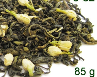 Organic Jasmine Green Tea 3 oz (85 g)