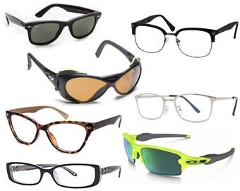 Eyeglasses Prop & Accessory Add-on