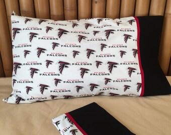 Atlanta Falcons Standard Size Pillow Case
