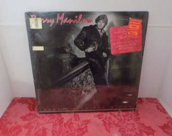 Barry Manilow - Here Comes the Night Vintage Vinyl, Vintage Records, Vintage LPS 1982 Release
