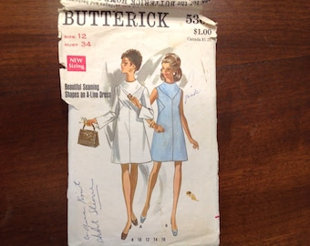 Like  Bill Blass Pattern Vogue Americana 2055--Butterick 5301
