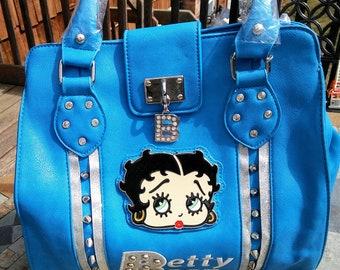 Vintage 80s Betty Boop Bag