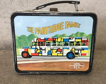 1973 Partridge Family Lunch Box (BEKUY7)