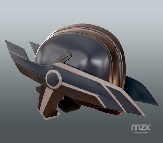 Thor Ragnarok Battle helmet for 3D-printing DIY from ...