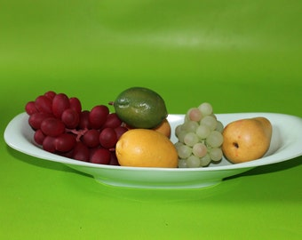 Vintage 1950's Boontonware Green Melmac, Melamine Plastic Bowl