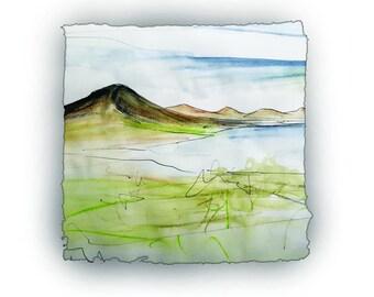 NEPHIN MOUNTAIN - Co Mayo Ballina Ireland