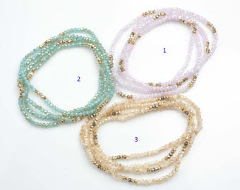 Leon- Long Necklace- Perfect for Layering