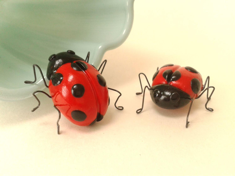 Ladybug ornaments -  Zoom