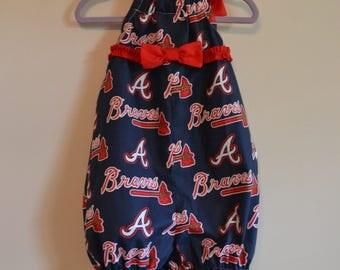 Atlanta Braves Romper