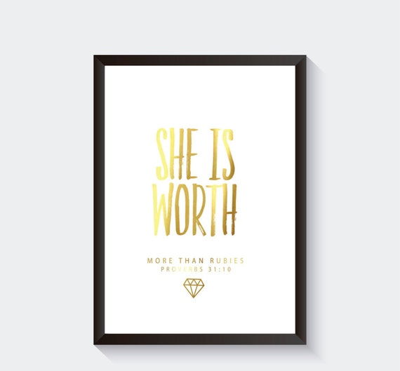 She Is Worth More Than Rubies - 19.9KB