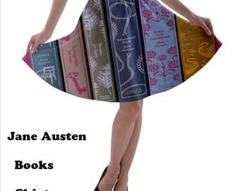Jane Austen Books  Skirt, skirt, 19th century, david bowieJane Austen, Literature, 19th century books, books, fashion