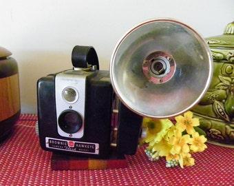 Brownie Hawkeye Flash Kodak Camera