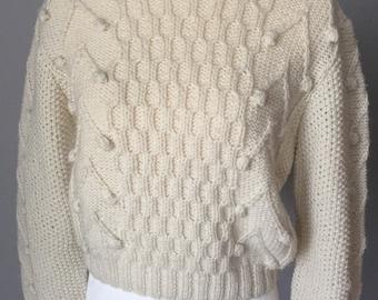 Turtleneck sweater | Etsy